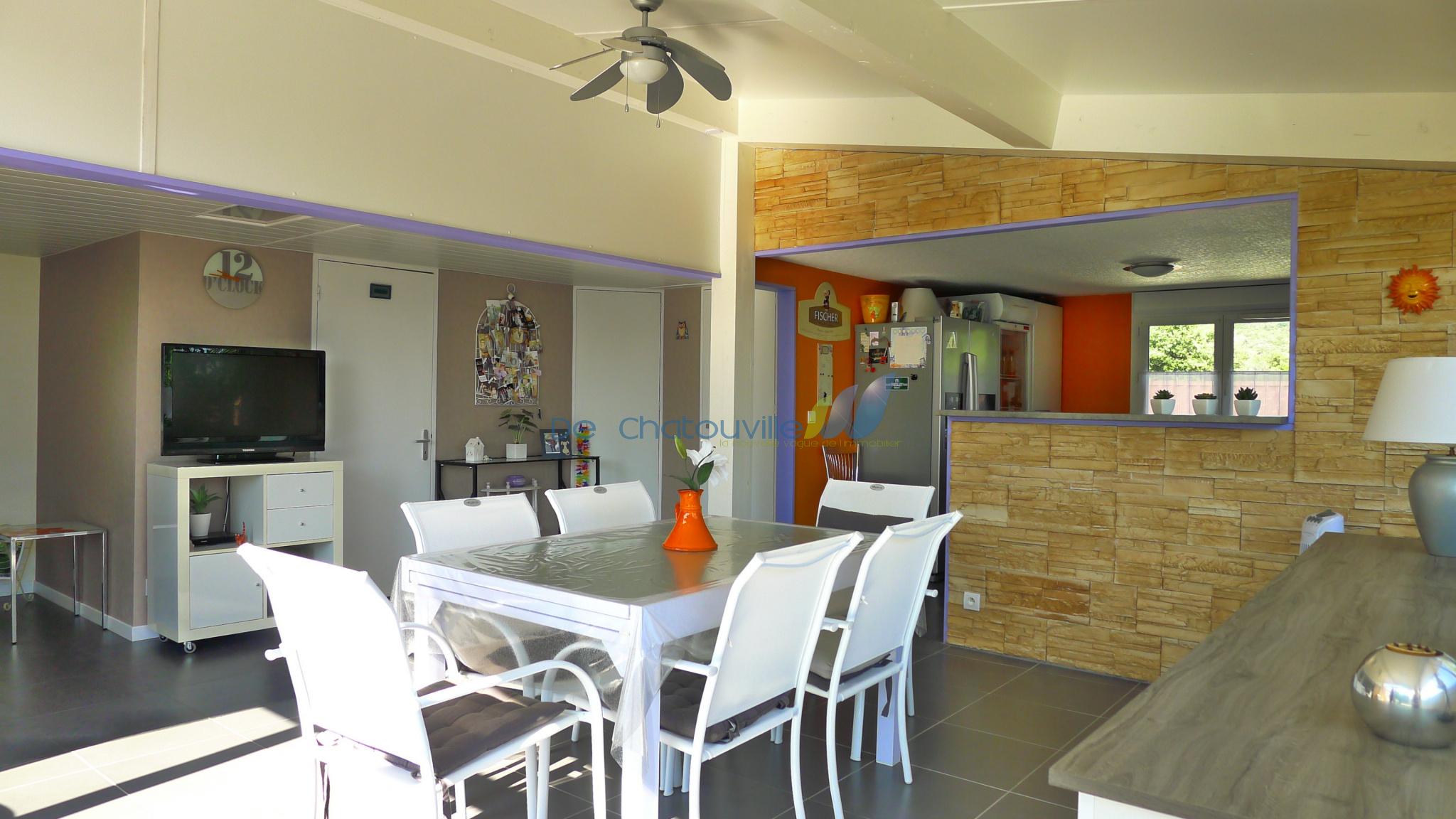 Vente maison villa habitation de 60m2 dans domaine for Vente habitation